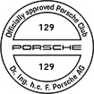 Officially approved Porsche Club 129